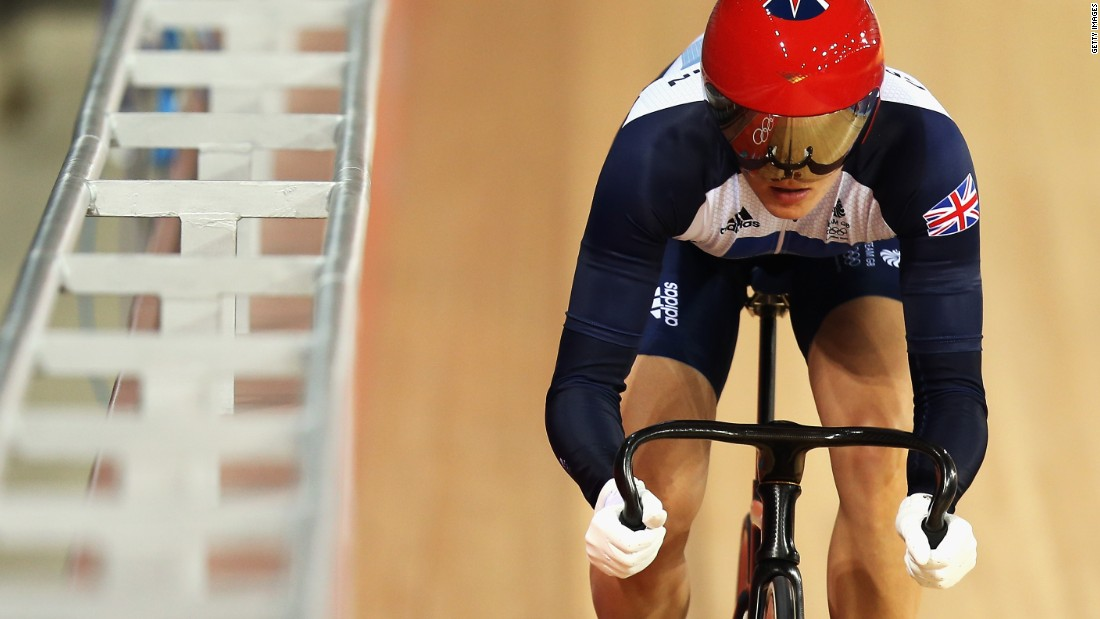 Pendleton called time on her cycling career in 2012 after a successful home Olympics for her and the rest of the British Cycling team which won seven of the 10 gold medals on offer.