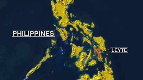 Ferry capsizes in the Philippines