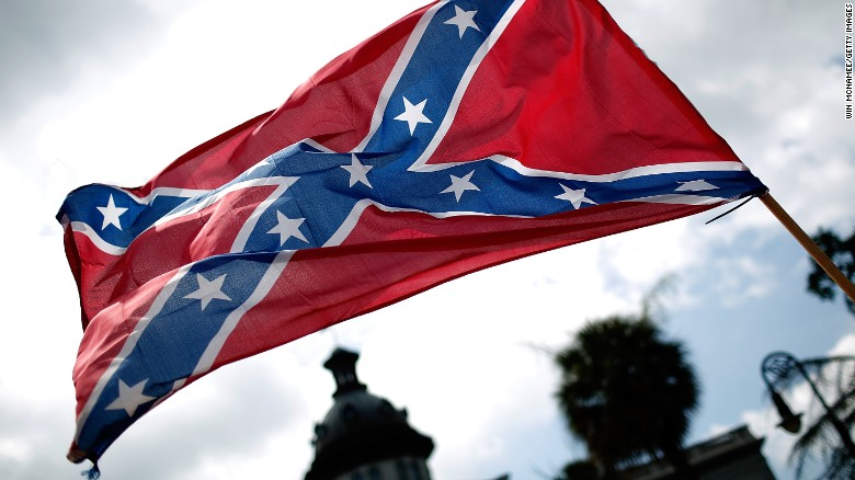 Confederate flag removed from South Carolina's Capitol