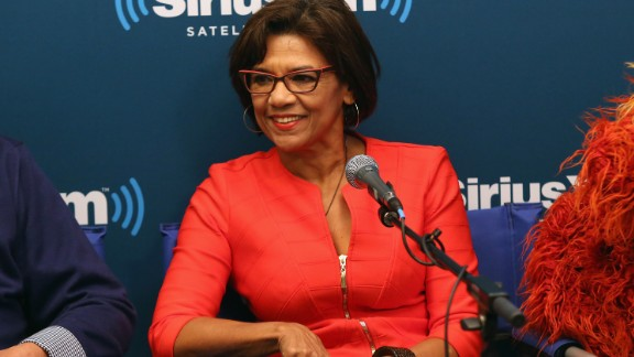 """Sonia Manzano is retiring from playing """"Maria."""""""