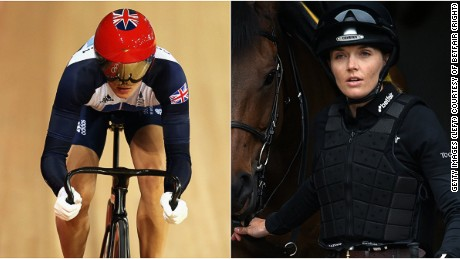 How cycling star Victoria Pendleton became a jockey