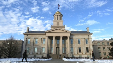 Chinese student enrollment surges at University of Iowa