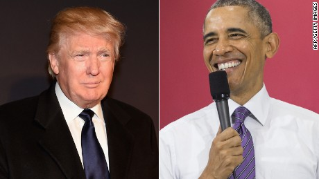 Donald Trump previously mentioned Obama's faith in 2011