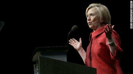 Clinton to do first national TV interview with CNN
