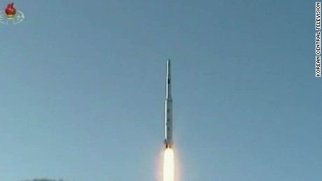 North Korea defends space program