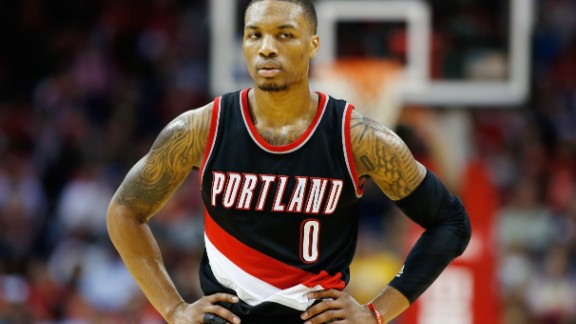 Two-time NBA All-Star Lillard is set to be a perennial fixture in the event -- no small feat coming out of the point-guard heavy Western Conference. Lillard