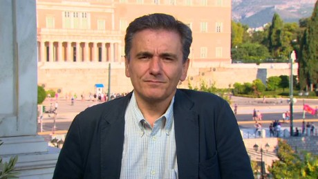 Greek negotiator: 'There's always a point of democracy'