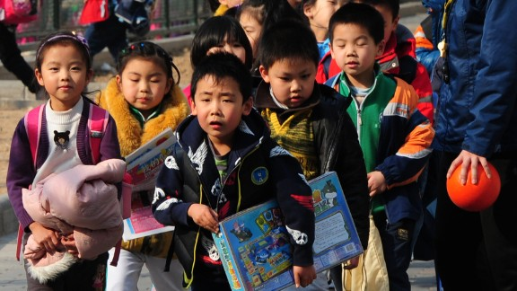 "China's often tough approach to bringing up children was made world-famous by Amy Chua, the Chinese-American professor who expressed her expectations of top grades and musical excellence in her book ""Battle Hymn of the Tiger Mother."""