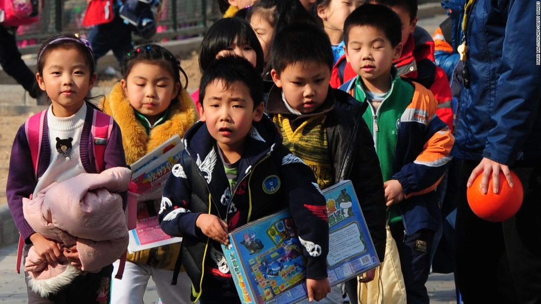 "China's often tough approach to bringing up children was made world-famous by Amy Chua, the Chinese-American professor who expressed her expectations of top grades and musical excellence in her book <a href=""http://edition.cnn.com/2011/LIVING/01/13/chinese.mom.superior/"">""Battle Hymn of the Tiger Mother.""</a>"