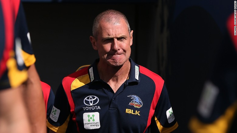 Phil Walsh's son charged with murder