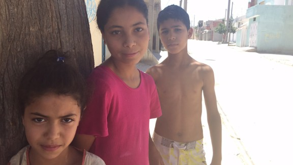 Kasserine lies just 30 km (18 miles) from Tunisia