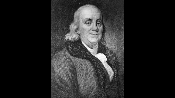 Benjamin Franklin was an author, publisher, ambassador, inventor, political theorist and scientist. While arguably one of the most Influential founding fathers, he never ran for President and died early in George Washington
