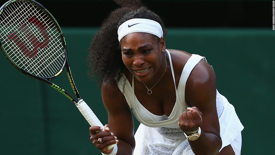 "But Williams is hard to put away, and she proved it once again, winning the third set 7-5. The ""Serena Slam"" and the calendar-year slam are thus still possibilities."