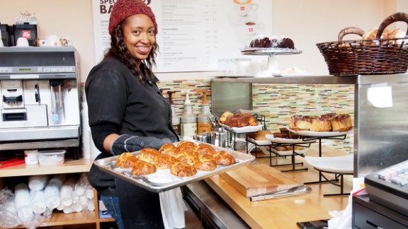 The popularity of gluten-free food shows no signs of slowing down. Coffee and A Speciality Bakery in Seattle specializes in gluten-free goods, from sandwiches to cinnamon rolls.