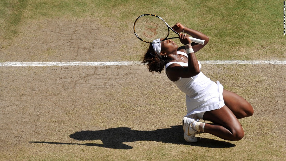 Their last meeting at a grand slam came at Wimbledon in 2009, when Serena beat Venus in straight sets in the final.
