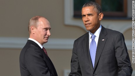 President Obama and Russian President Vladimir Putin will cross paths again in New York.