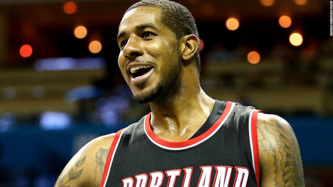 LaMarcus Aldridge, formerly of the Portland Trail Blazers, will bring a strong low-post presence to the San Antonio Spurs alongside teammate Tim Duncan.
