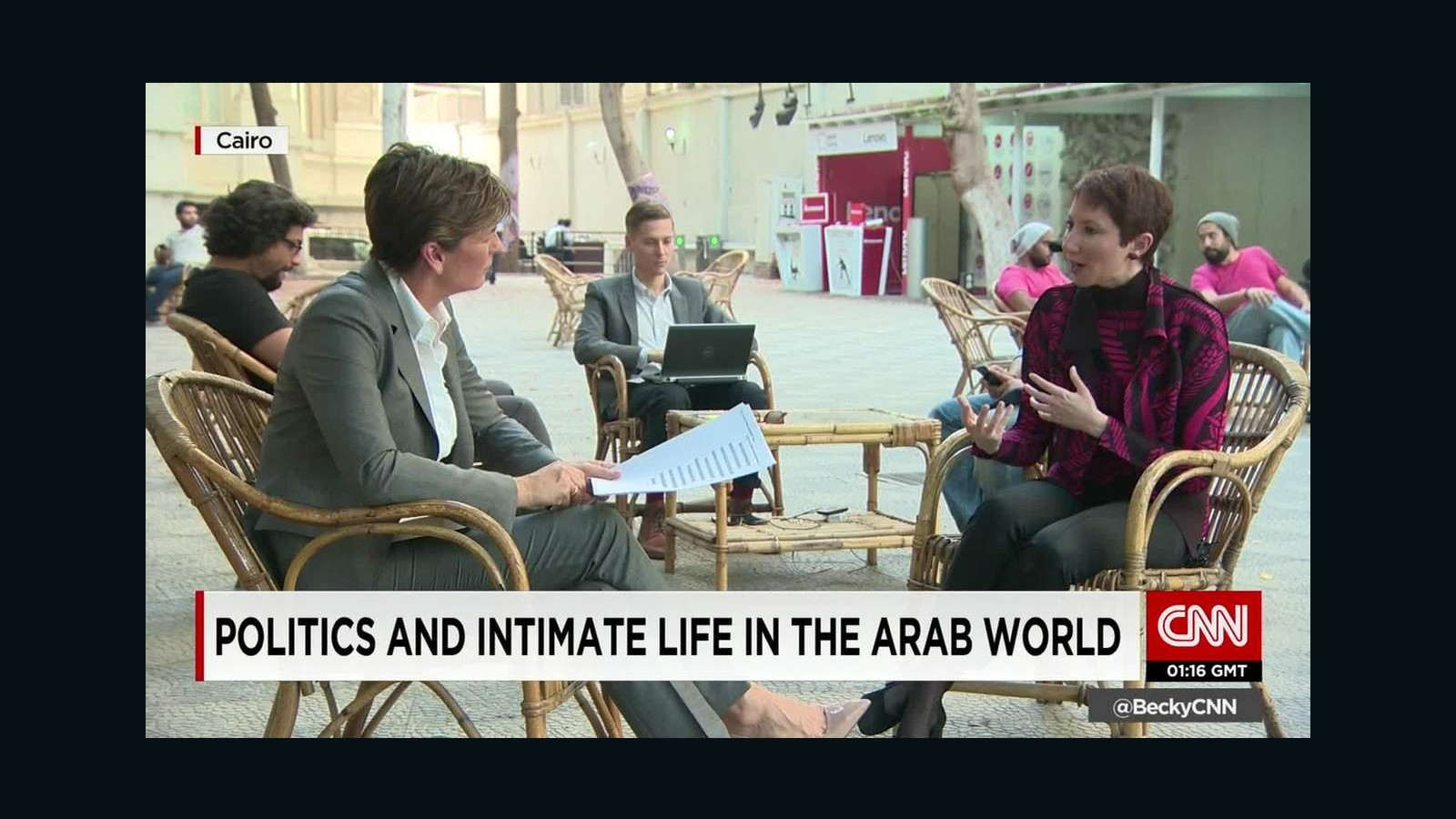 sex in the middle east - cnn video