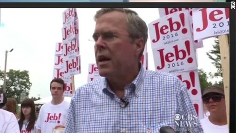 Jeb Bush: Trump does not represent Republican Party