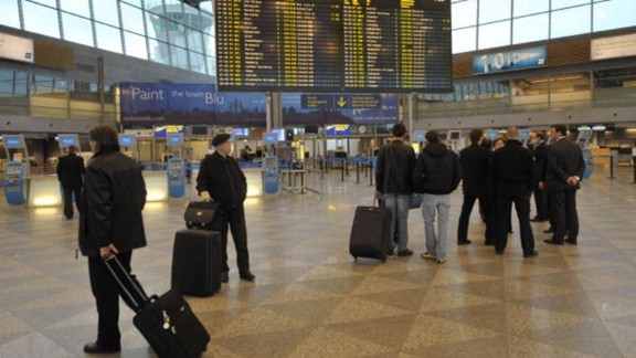 AviaVox has developed technology to ensure that announcements are easier to understand -- and in multiple languages. The system has been installed in several European airports.