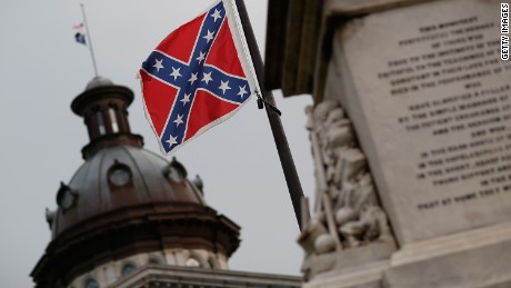 Confederate flag's half-century at South Carolina Capitol ends