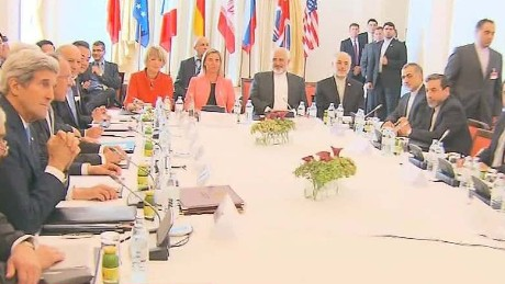 Diplomats: Iran, major powers strike nuclear deal