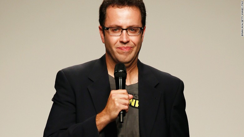 Jared Fogle to plead guilty to child porn charges