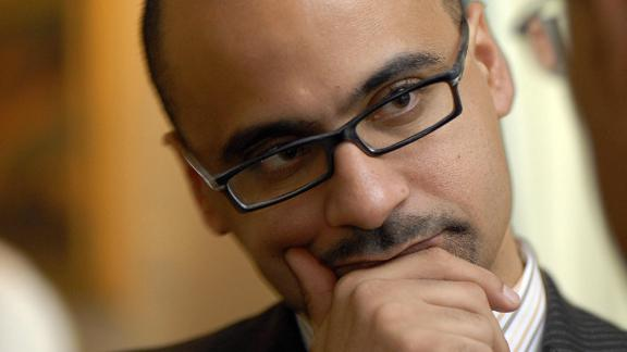 """Junot Díaz, winner of the Pulitzer Prize for his novel """"The Brief Wondrous Life of Oscar Wao,"""" is seen in this 2008 file photo."""