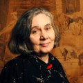 Author Marilynne Robinson RESTRICTED