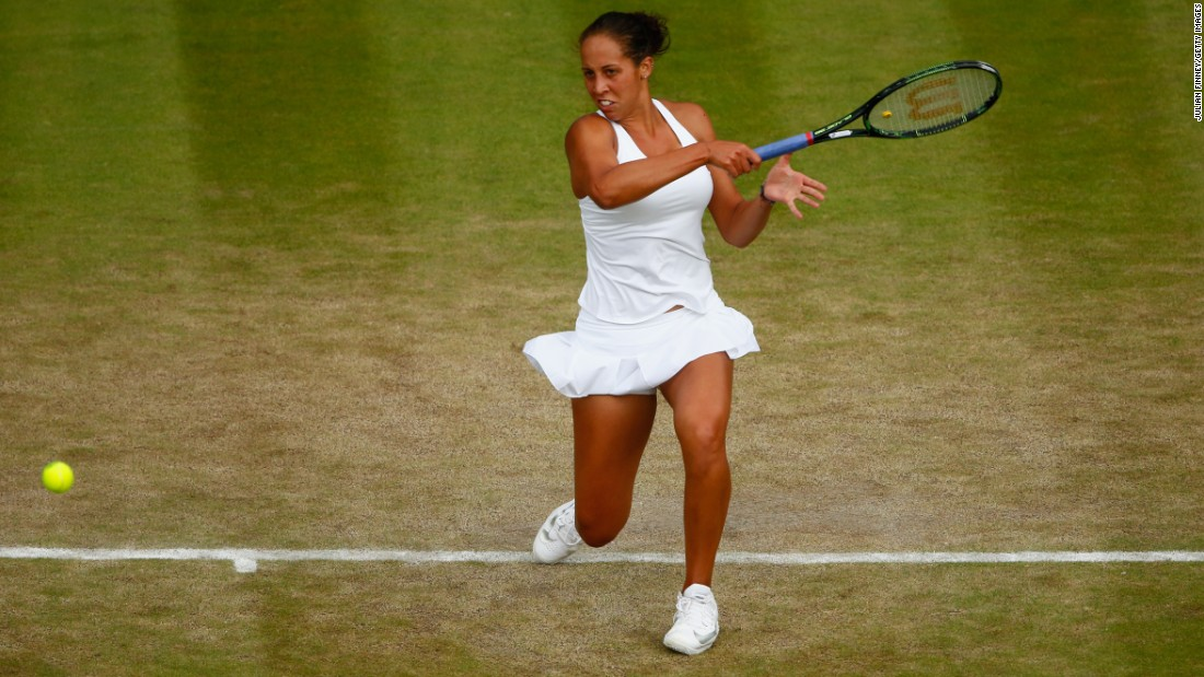 Vandeweghe's fellow young American, Madison Keys, faced Agnieszka Radwanska in another quarterfinal.