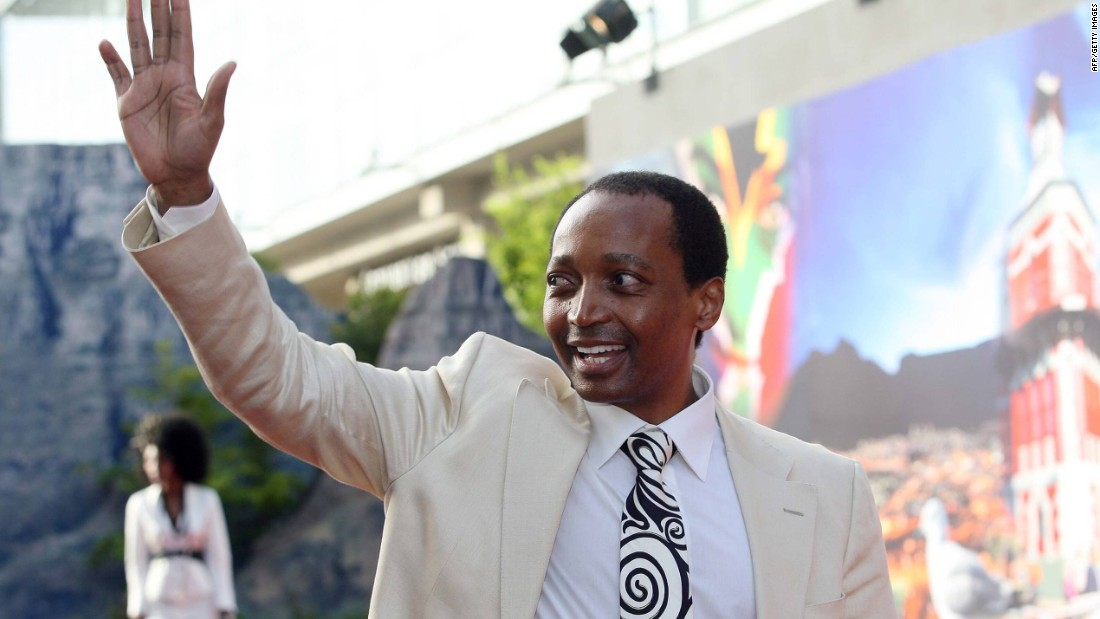 7 Things You Didn T Know About Patrice Motsepe Cnn