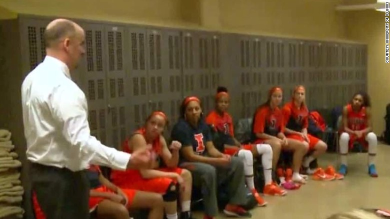 Univ. of Illinois coaches accused of bullying, racism