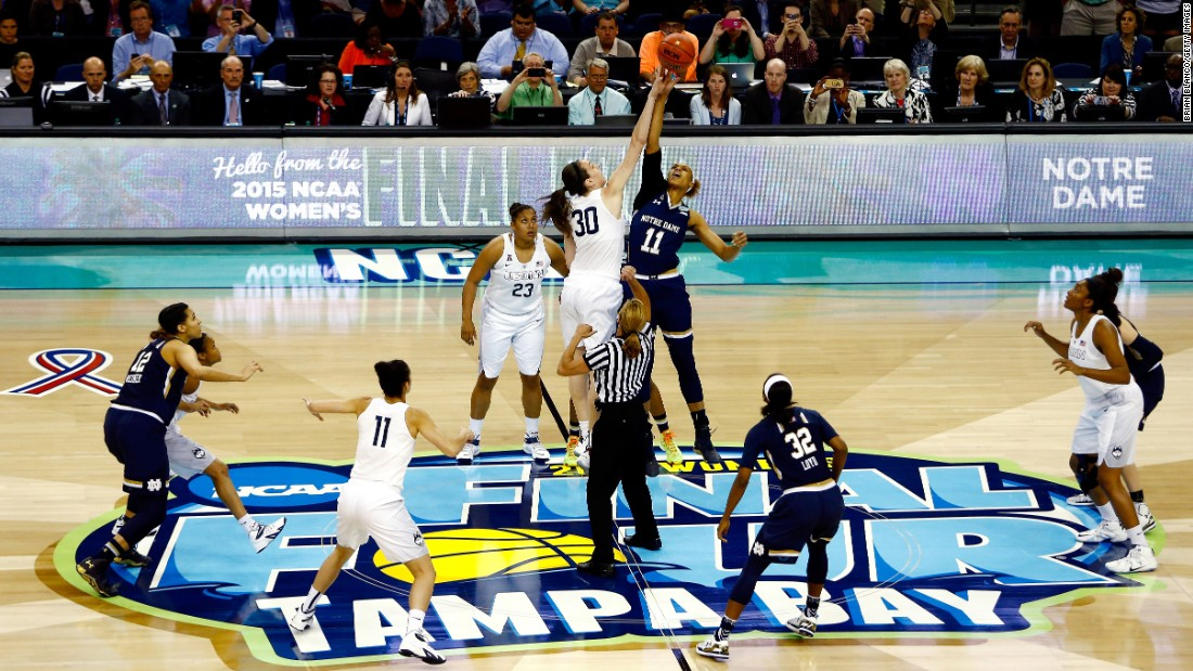 "<strong>38:</strong> Women's basketball players<a href=""http://www.ncaa.org/sites/default/files/%E2%80%A2Examining%20the%20Student-Athlete%20Experience%20Through%20the%20NCAA%20GOALS%20and%20SCORE%20Studies.pdf"" target=""_blank""> spend just under 38 hours </a>per week on athletic activities during their season."