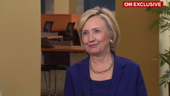 Hillary Clinton exclusive CNN interview in under four minutes _00000000.jpg