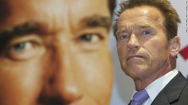 Arnold Schwarzenegger Fast Facts