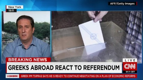 Greeks abroad react to referendum_00024415