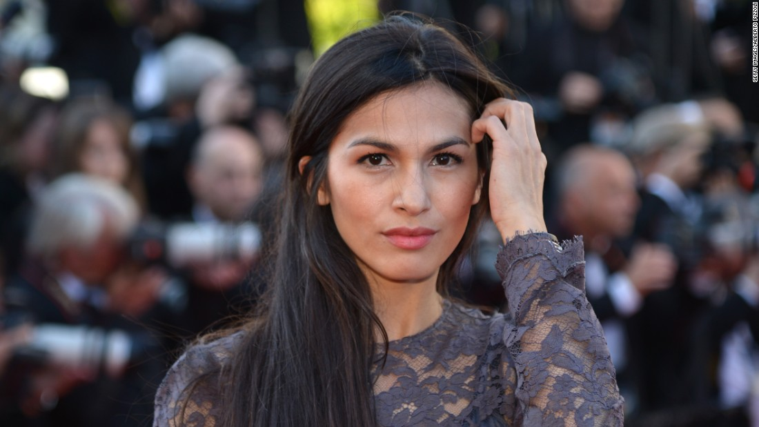 "French actress Elodie Yung is villain Elektra in Netflix's ""Daredevil."""