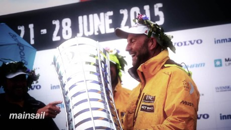 What it really takes to win the Volvo Ocean Race