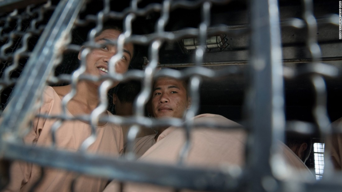 Thailand's Supreme Court upholds death penalty for men convicted of murdering British backpackers