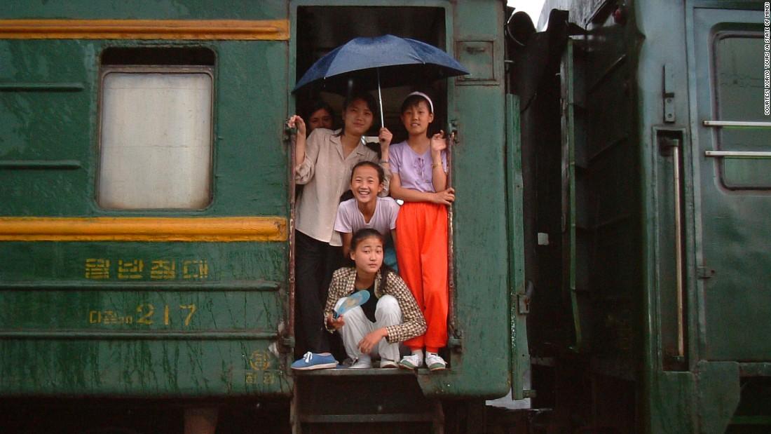 tour group launches new north korean rail tour cnn travel