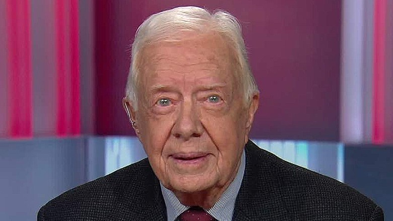Carter: Trump a 'flash in the pan'