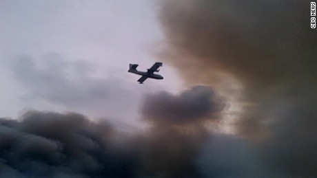 Thousands flee homes in Saskatchewan due to wildfires