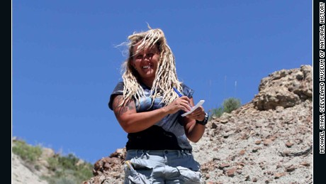 Wendy Sloboda has been successfully finding dinosaur bone beds for three decades.