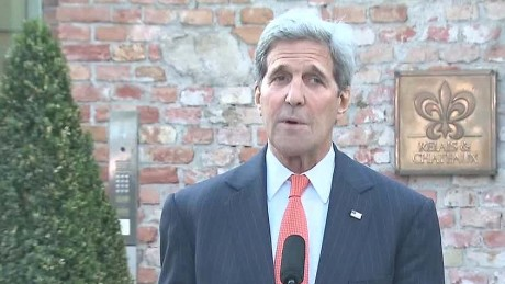 6 times Kerry talked about progress on the nuclear talks