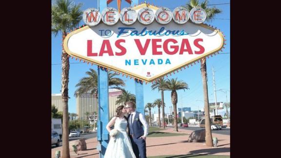 Lawson got married in Las Vegas in 2014.