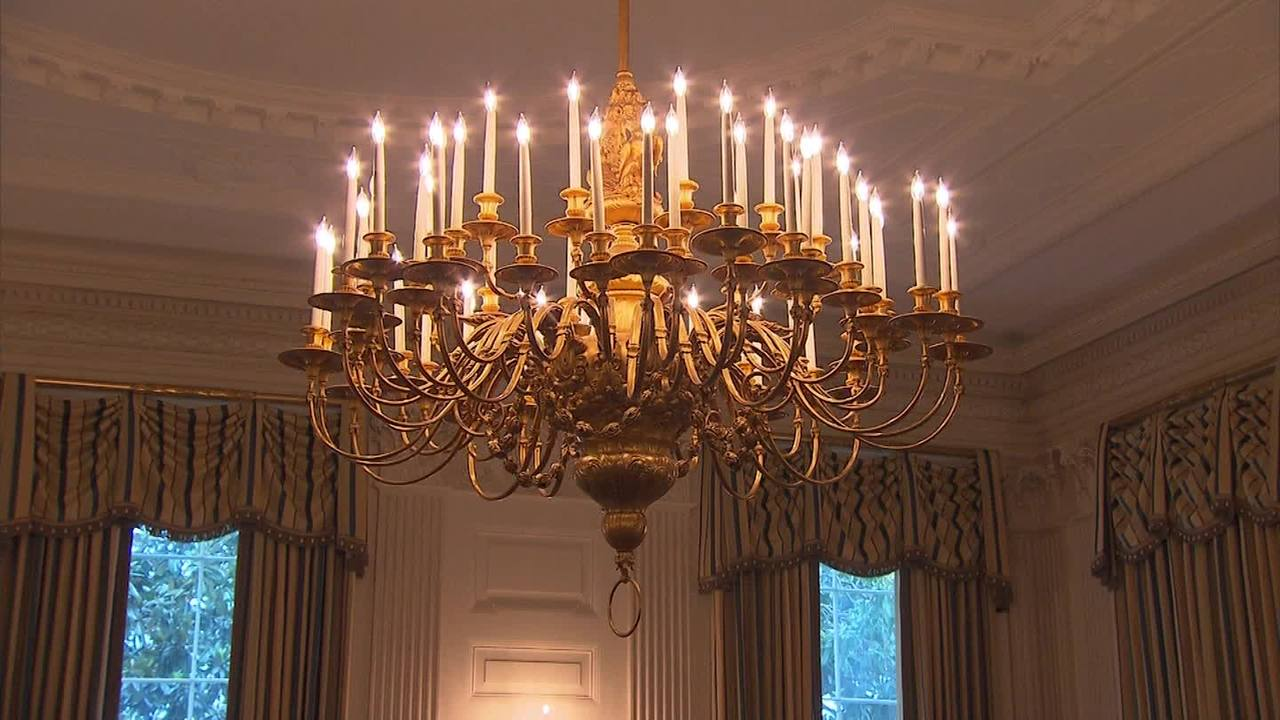 A peek inside the new white house state dining room cnn video dzzzfo
