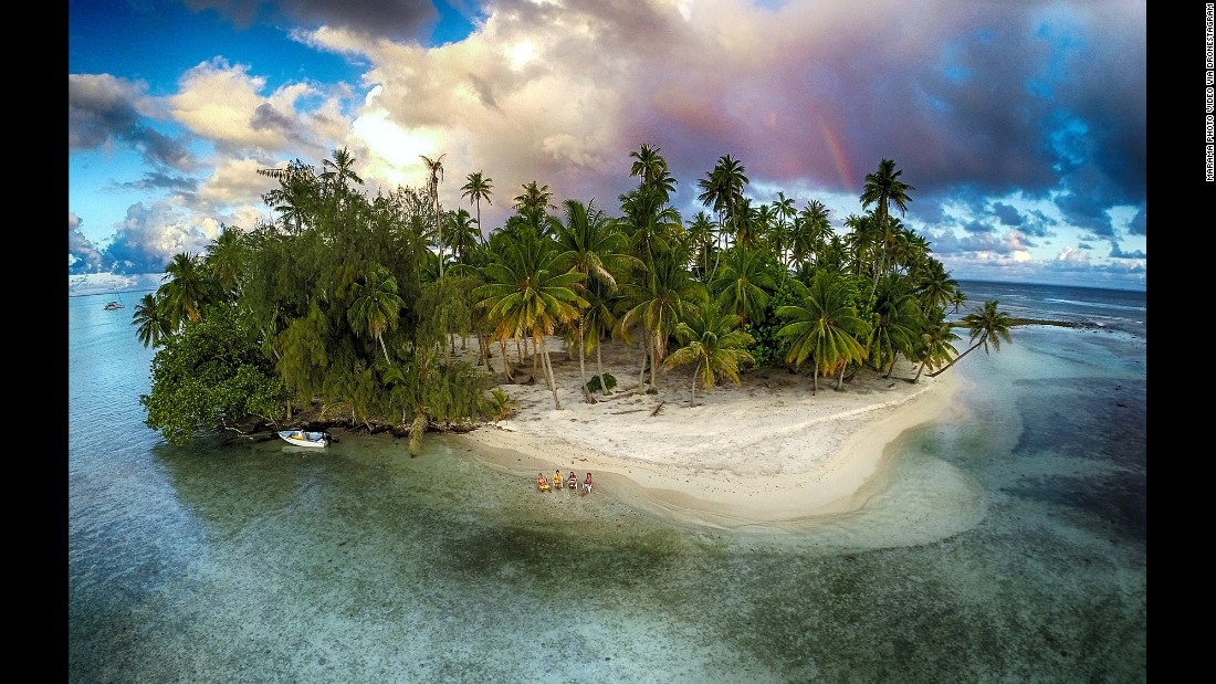 "<strong>3rd Prize Winner, Nature category</strong>: <a href=""http://www.dronestagr.am/lost-island-tahaa-french-polynesia/"" target=""_blank"">Lost island of Tahaa</a> in French Polynesia"