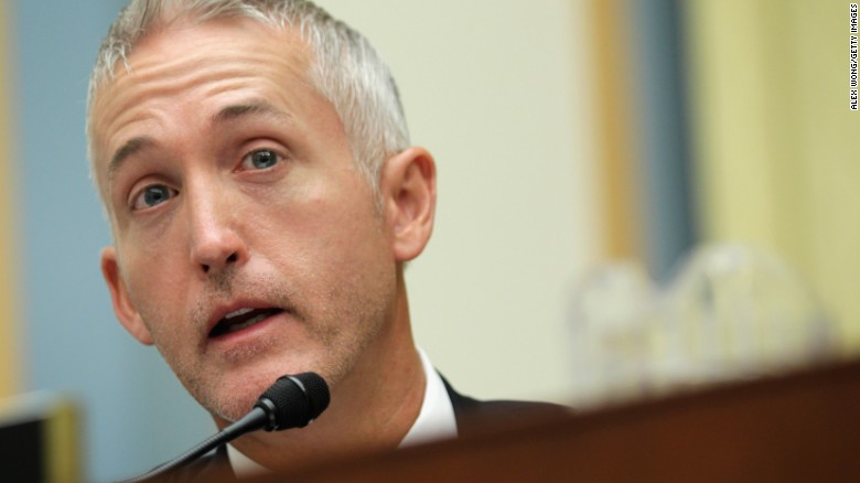 Trey Gowdy talks Benghazi and Hillary Clinton