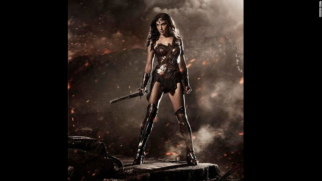 "Wonder Woman has been a perennial Halloween favorite, but the upcoming ""Batman v. Superman"" has likely driven up interest."