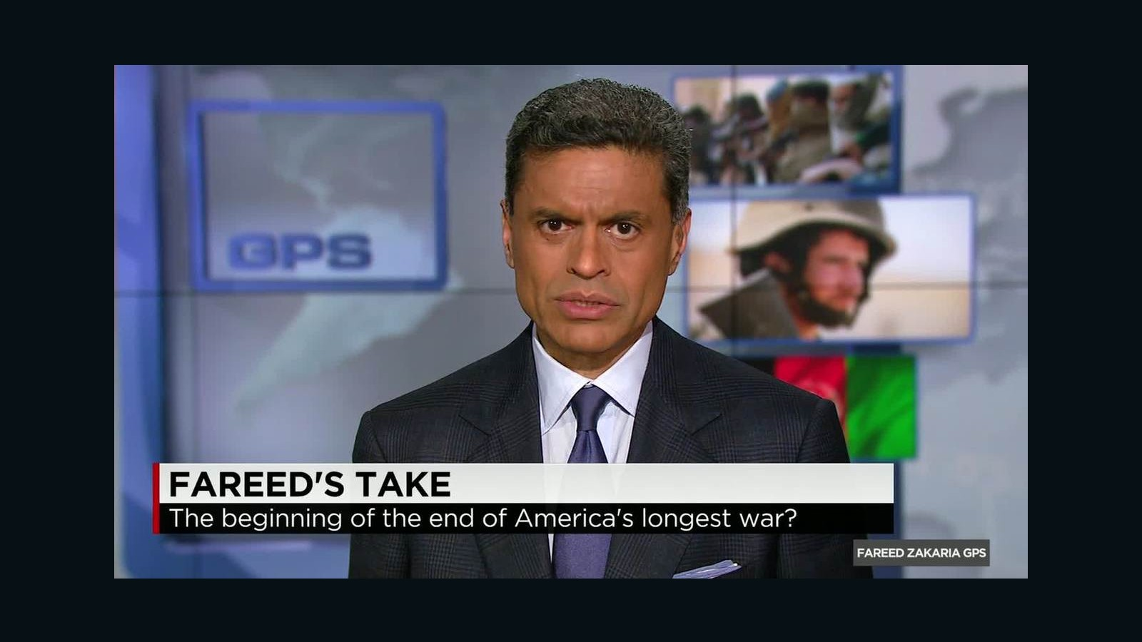 Negotiating With Terrorists >> Fareed's Take: Negotiating with terrorists - CNN Video